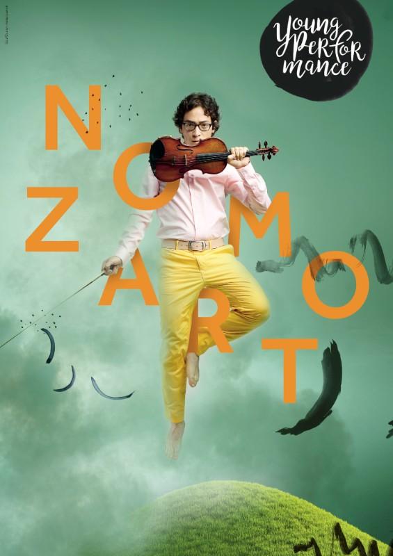 NOMOZART poster
