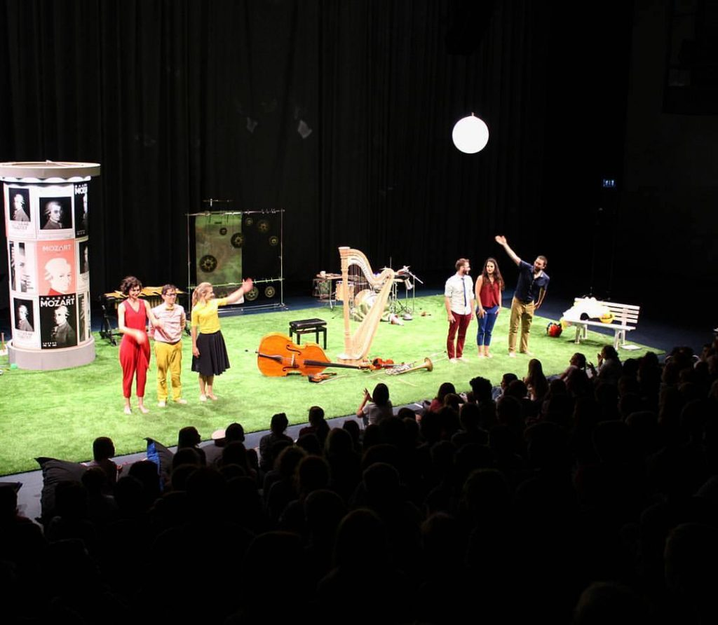 theater luzern ensemble